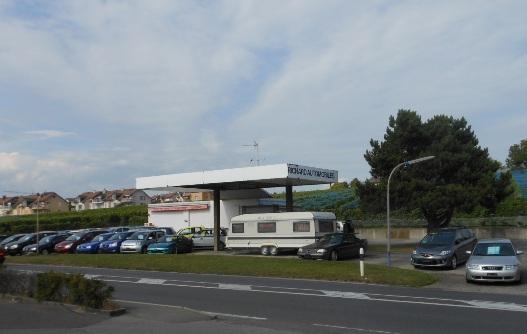 Организация продажи автомобилей в Европе
